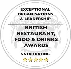 The British Restaurant Awards